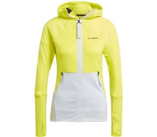 adidas TERREX Tech Flooce Damen Sweatshirt