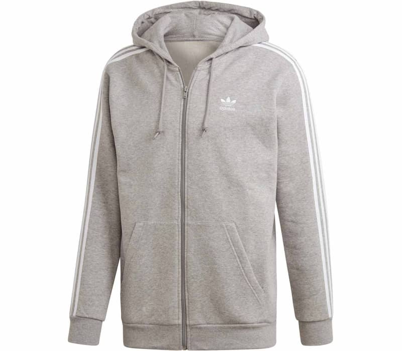 3-Stripes Hommes Sweat fermeture èclair