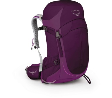 Osprey - Sirrus 26 women's technical hiking rucksack (lilac)