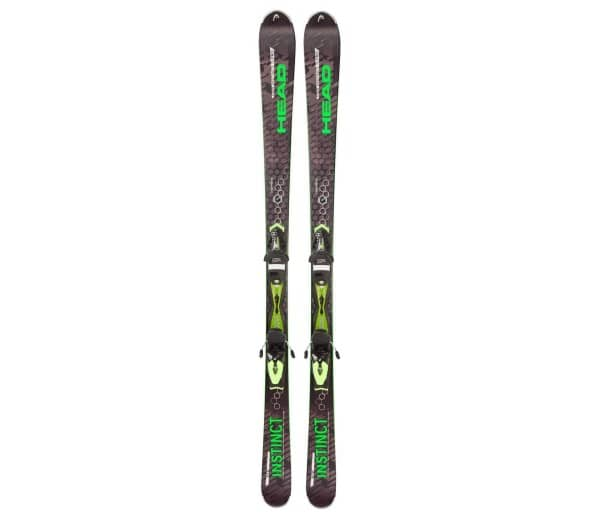 HEAD Supreme Instrinct Ti Pro inkl. PRX 12 S Skis with Bindings - 1