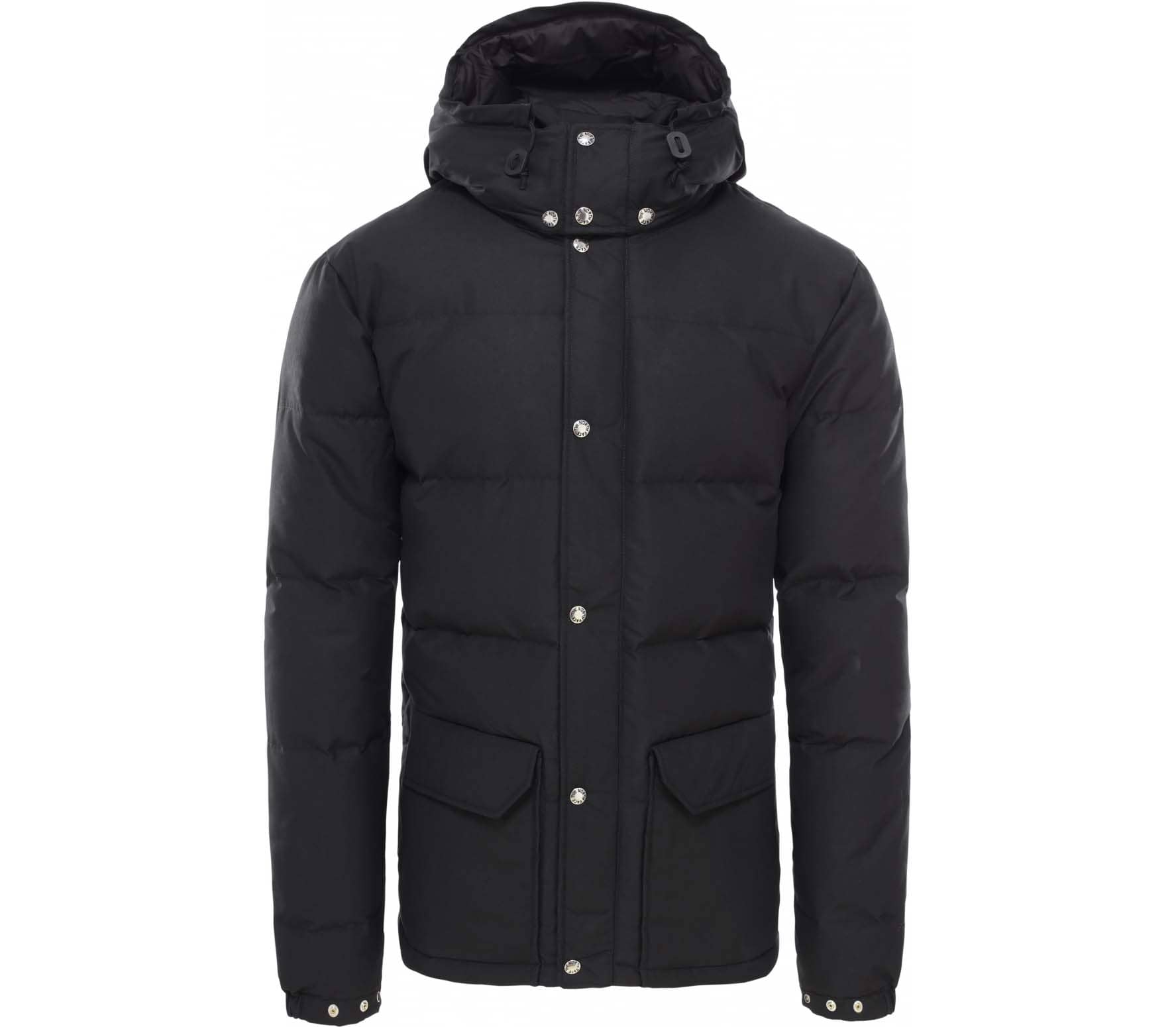 f0e8e0f80 The North Face DOWN SIERRA Men Down Jacket black