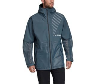 adidas TERREX Hiking 3L Zupahike Men Rain Jacket