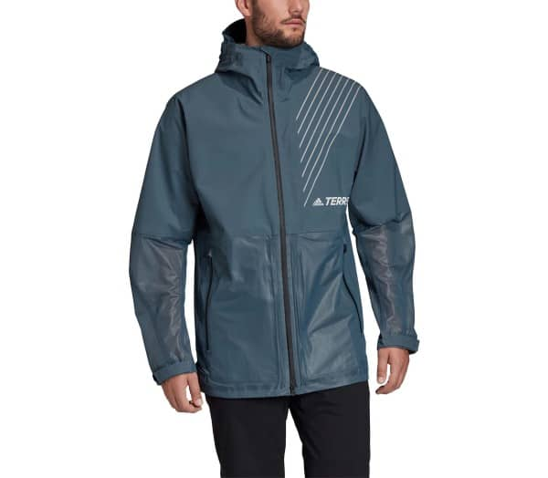 ADIDAS TERREX Hiking 3L Zupahike Men Rain Jacket - 1
