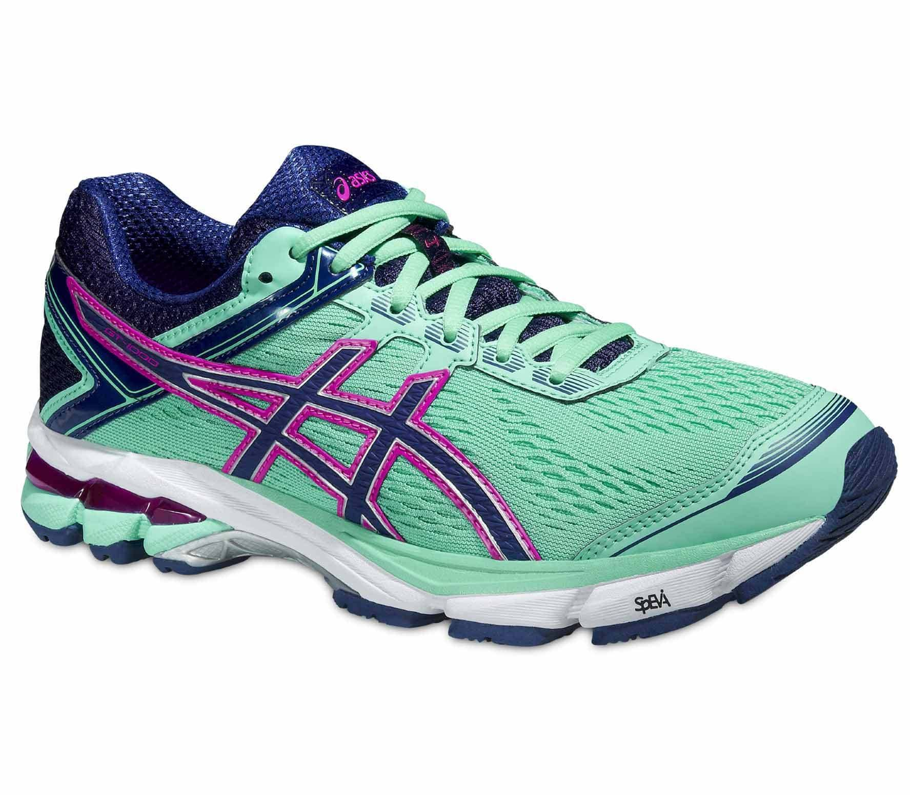 ASICS GT 1000 4 women's running shoe Damen