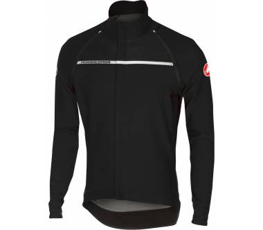 Castelli - Perfetto Convertible men's Cycling jacket (black)