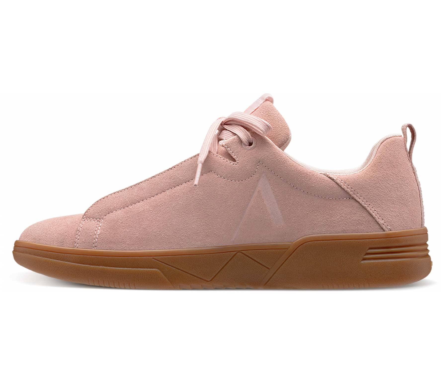 ARKK Copenhagen Uniklass Leather S-C18 Damen Sneaker pink