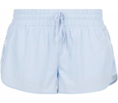 Lorna Jane - Limitless Run women's training shorts (light blue)