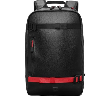Douchebags - Red Webbing Scholar daypack (black/red)
