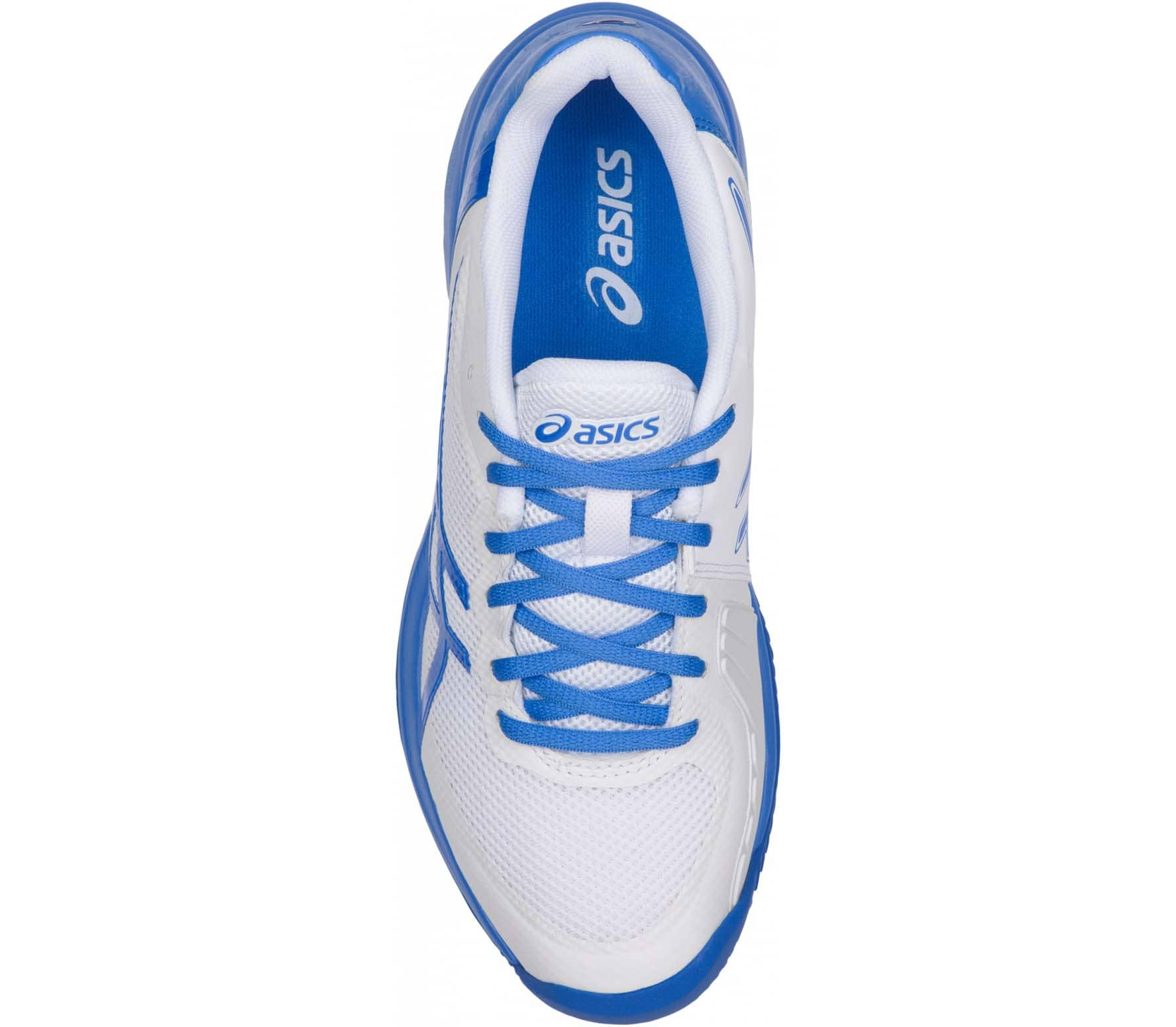 ASICS - Gel-Court Speed Clay Damen Tennisschuh (weiß/blau)
