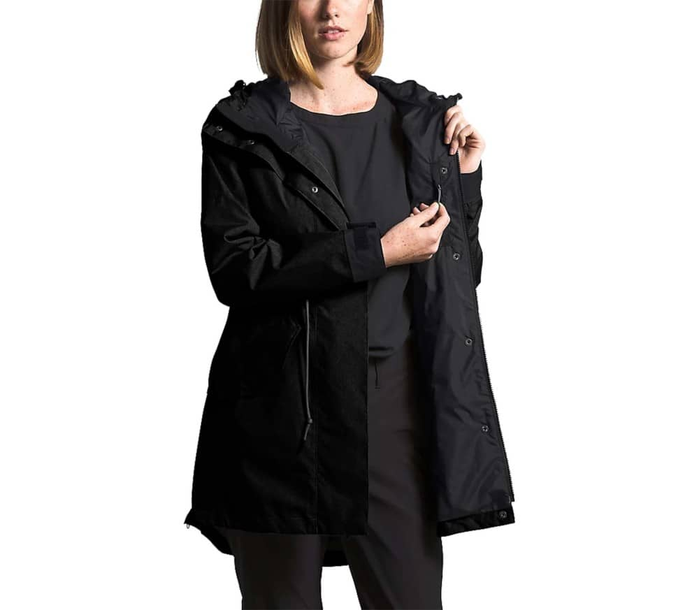City Breeze Trench II Women Parka
