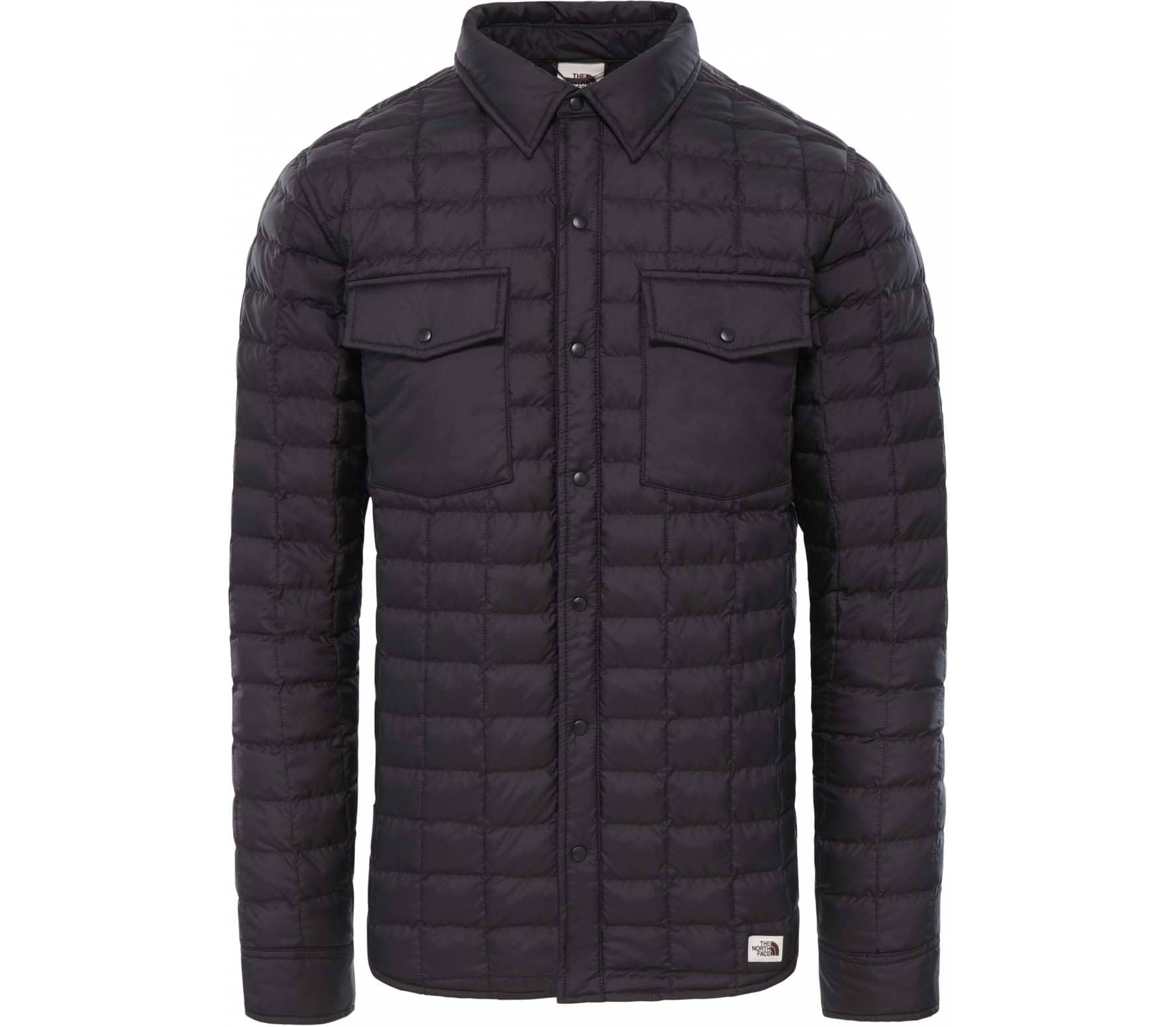 The North Face THERMOBALL SNP Men Insulated Jacket black