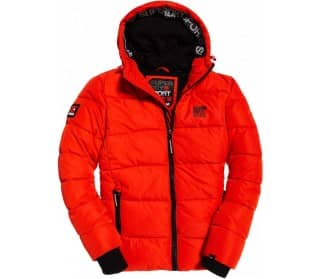 SUPERDRY SPORT® Taped Sports Puffer Men Ski Jacket