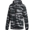 adidas Performance - Own The Run men's running jacket (black/grey)