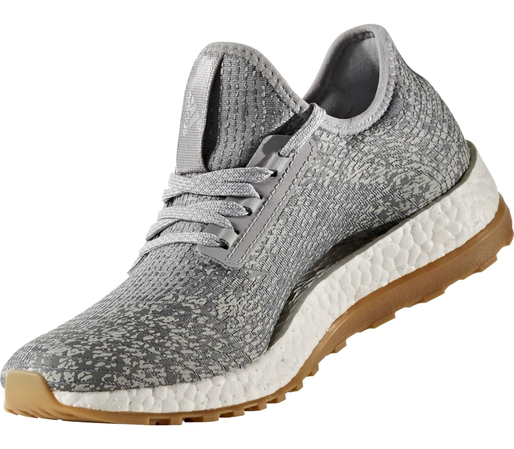a7630e204 ... free shipping adidas pure boost x atr womens running shoes silver  yellow 89f40 5a5e9