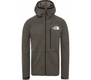 The North Face L2 Powergrid Herren Fleecejacke