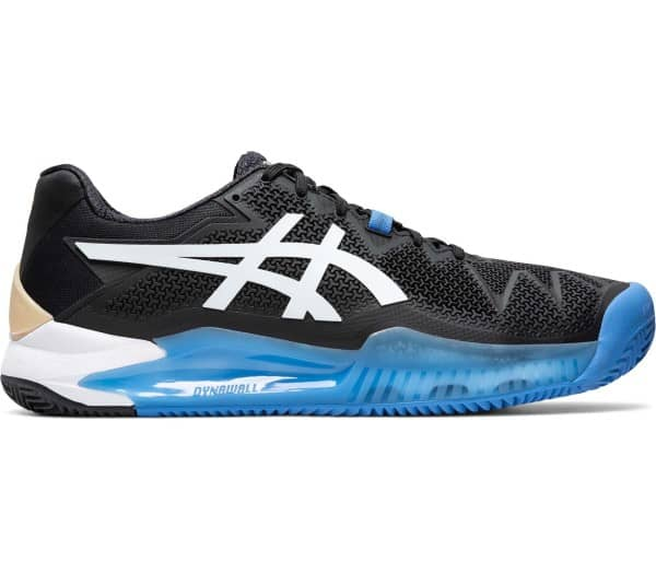 ASICS Gel-Resolution 8 Clay Men Tennis Shoes - 1