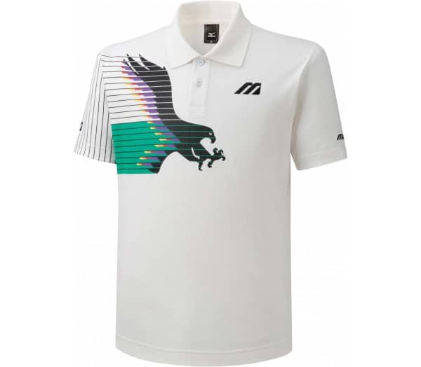 MIZUNO Archive Men Tennis Polo Shirt