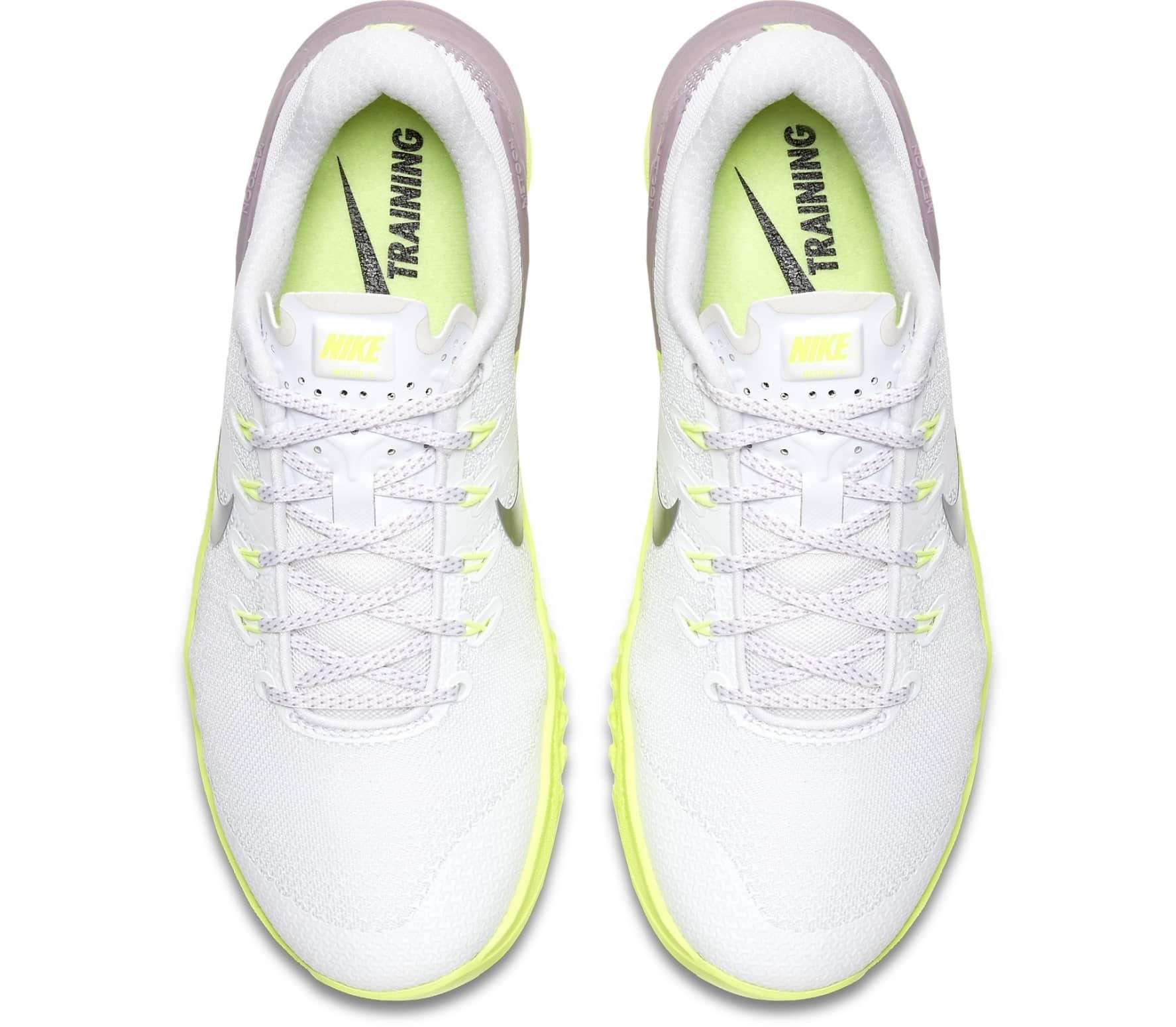 check out f9623 15e2e Nike - Metcon 4 Kvinder uddannelse Shoe (hvidlime)