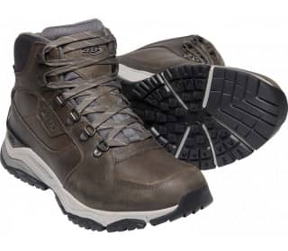 Innate Leather Mid Wp Heren Wandelschoenen