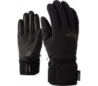 Komi Aquashield Alpine Wool Women Ski Gloves