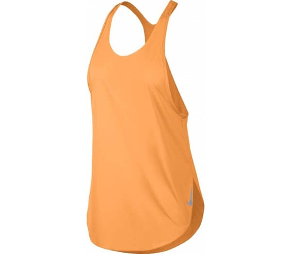 NIKE City Sleek Damen Lauftop - 1