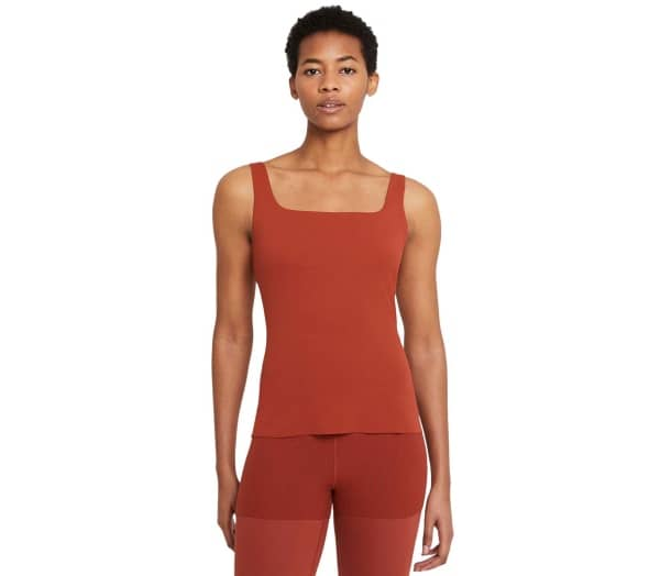NIKE Yoga Luxe Damen Trainingstanktop - 1
