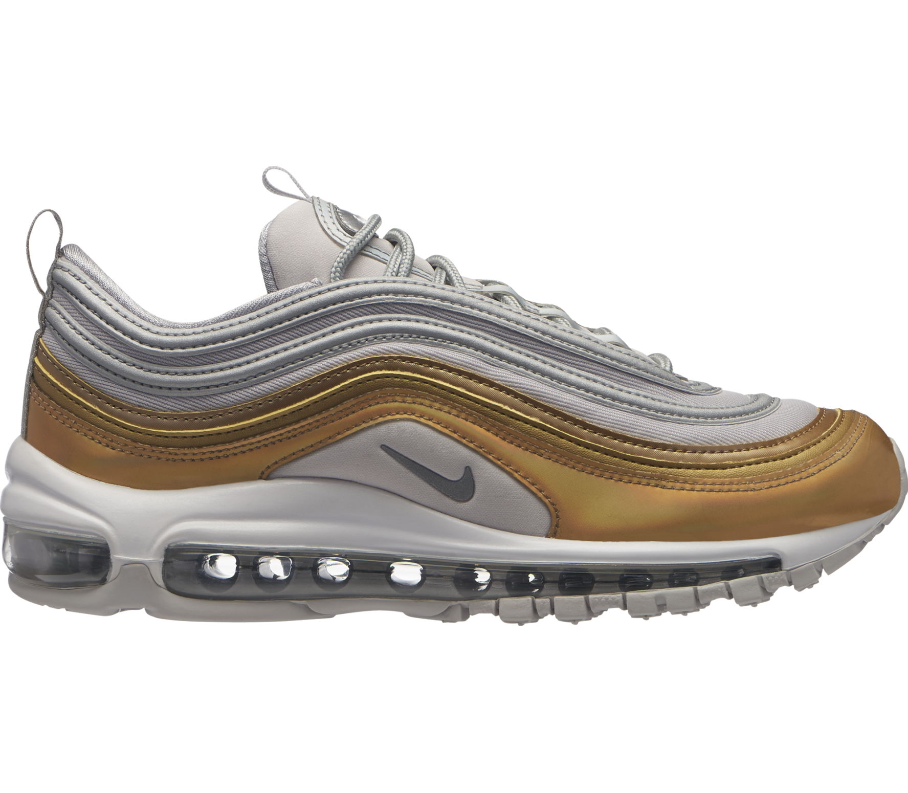 new concept 7952f ee9c9 Nike Sportswear - Air Max 97 Special Edition dames sneakers (witgoud)
