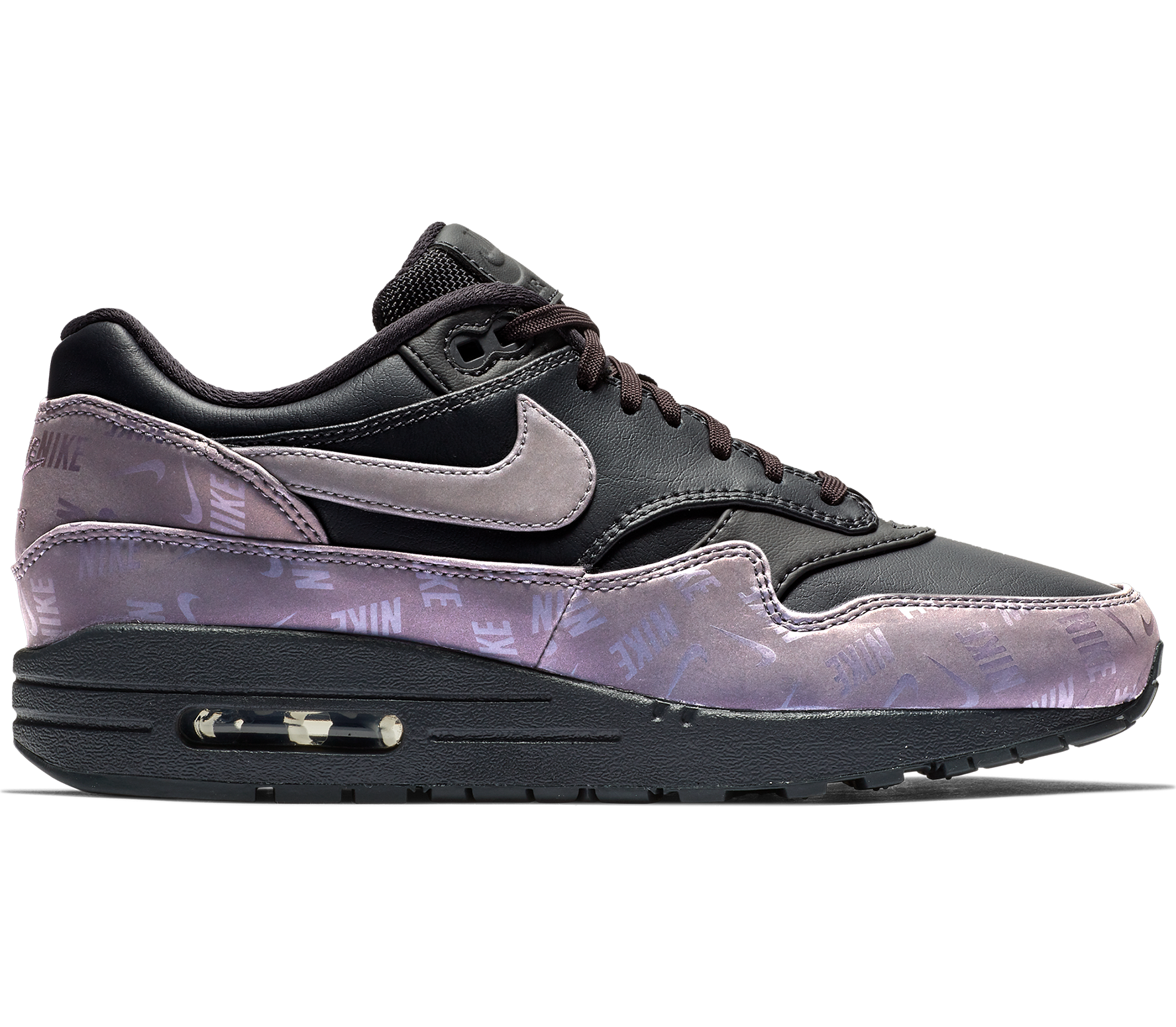 size 40 d2e6c 12f5d Nike Sportswear - Air Max 1 Lux women s trainers (black)