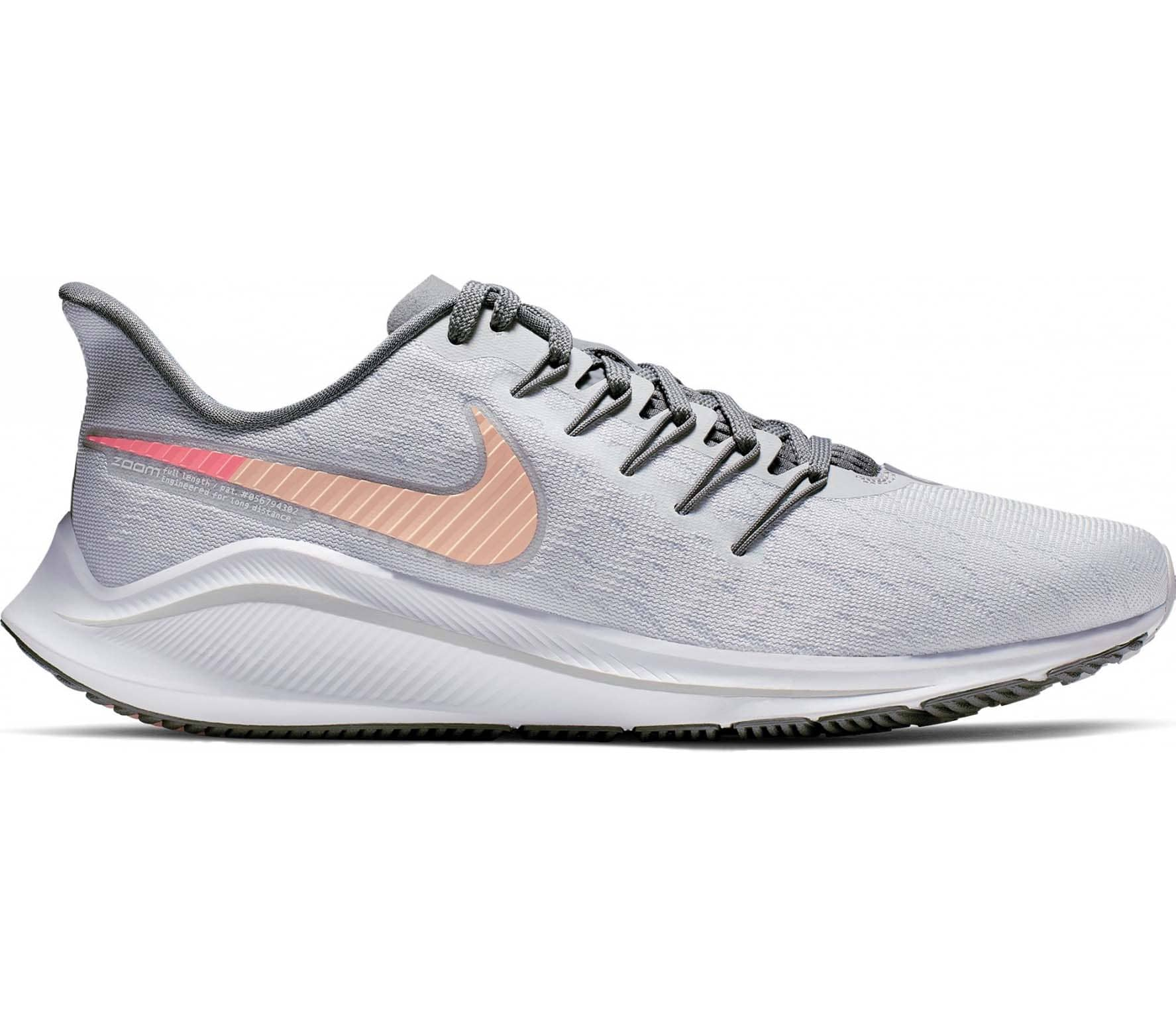 sports shoes 912c0 2d8bd Nike - Air Zoom Vomero 14 women s running shoes (grey)
