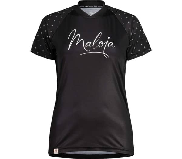 MALOJA ArgoviaM. Multi 1/2 Women Cycling Jersey - 1
