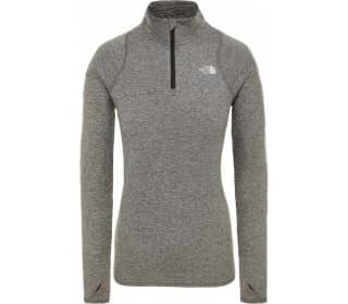 The North Face AMBI 1/4 ZIP Damen Longsleeve