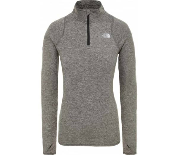 THE NORTH FACE AMBI 1/4 ZIP Women Long Sleeve - 1