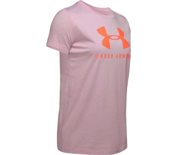 UNDER ARMOUR Sportstyle Claic Women T-Shirt - 1