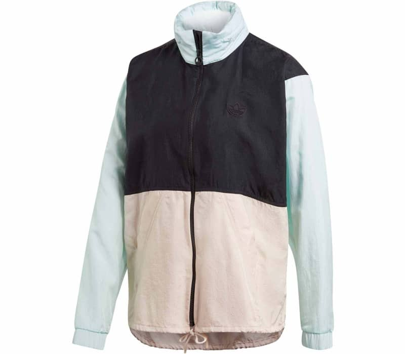 Blocked Damen Windbreaker