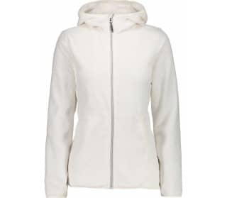 Fix Hood Women Fleece Jacket