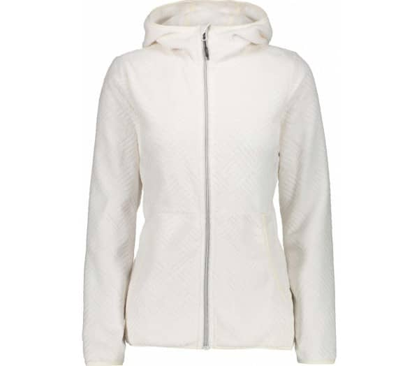 CMP Fix Hood Women Fleece Jacket - 1