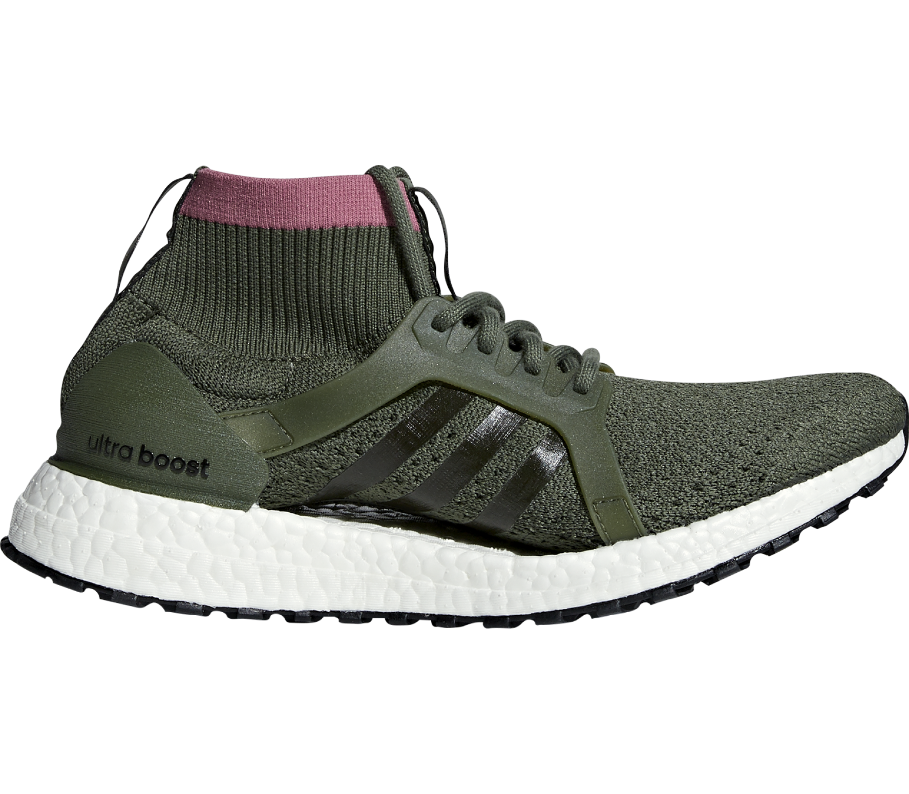 separation shoes 960f5 4aa29 adidas Performance - UltraBoost X All Terrain women s running shoes (green)  - buy it at the Keller Sports online shop