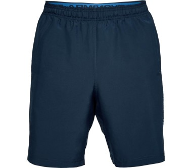 Under Armour - Woven Graphic men's training shorts (dark blue)