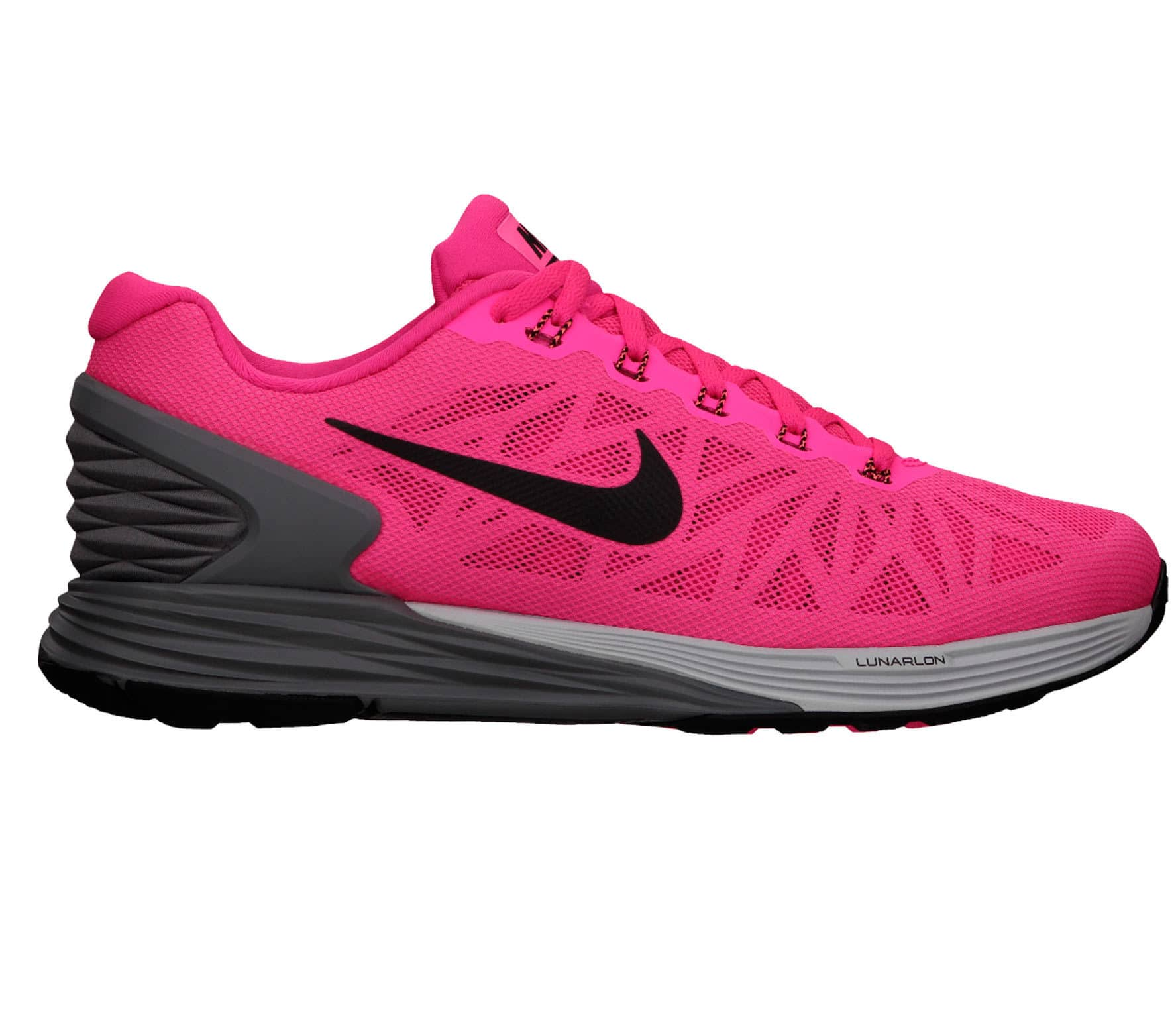 cf33dfdc12f6 ... order nike lunarglide 6 womens running shoes pink grey 3bed4 c172b