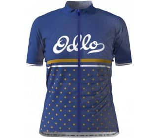 Stand-up Collar Mujer Jersey de ciclismo