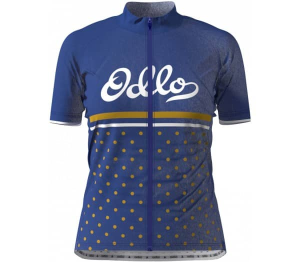 ODLO Stand-up Collar Women Cycling Jersey - 1