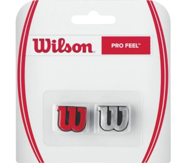 Wilson - Pro Feel mute (red/silver)