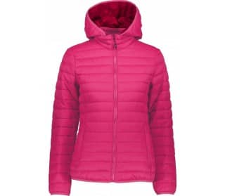 Zip Hood Women Jacket