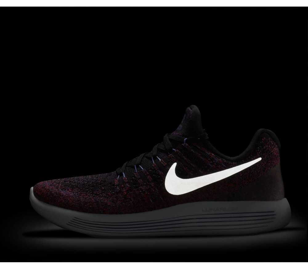 9bd0b096a74 ... italy nike lunarepic low flyknit 2 mujer zapatos para correr rojo negro  787d8 221d4