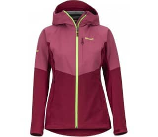 Rom Women Softshell Jacket