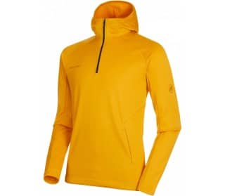 Runbold ML Hoody Men Halfzip