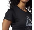 Delta Graphic Damen Laufshirt