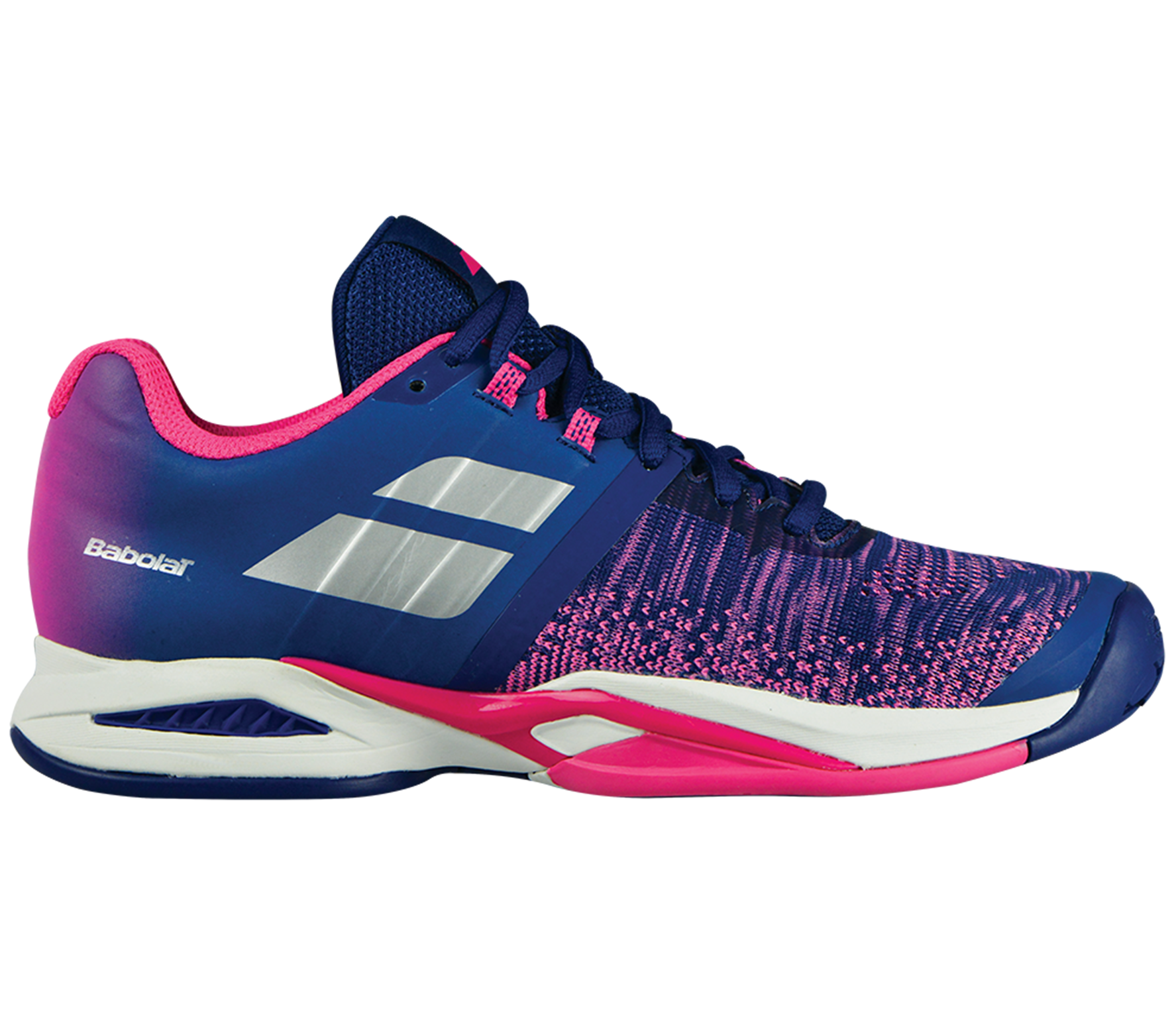 f2b5b5938093 Babolat - Propulse Blast All Court women s tennis shoes (blue pink ...