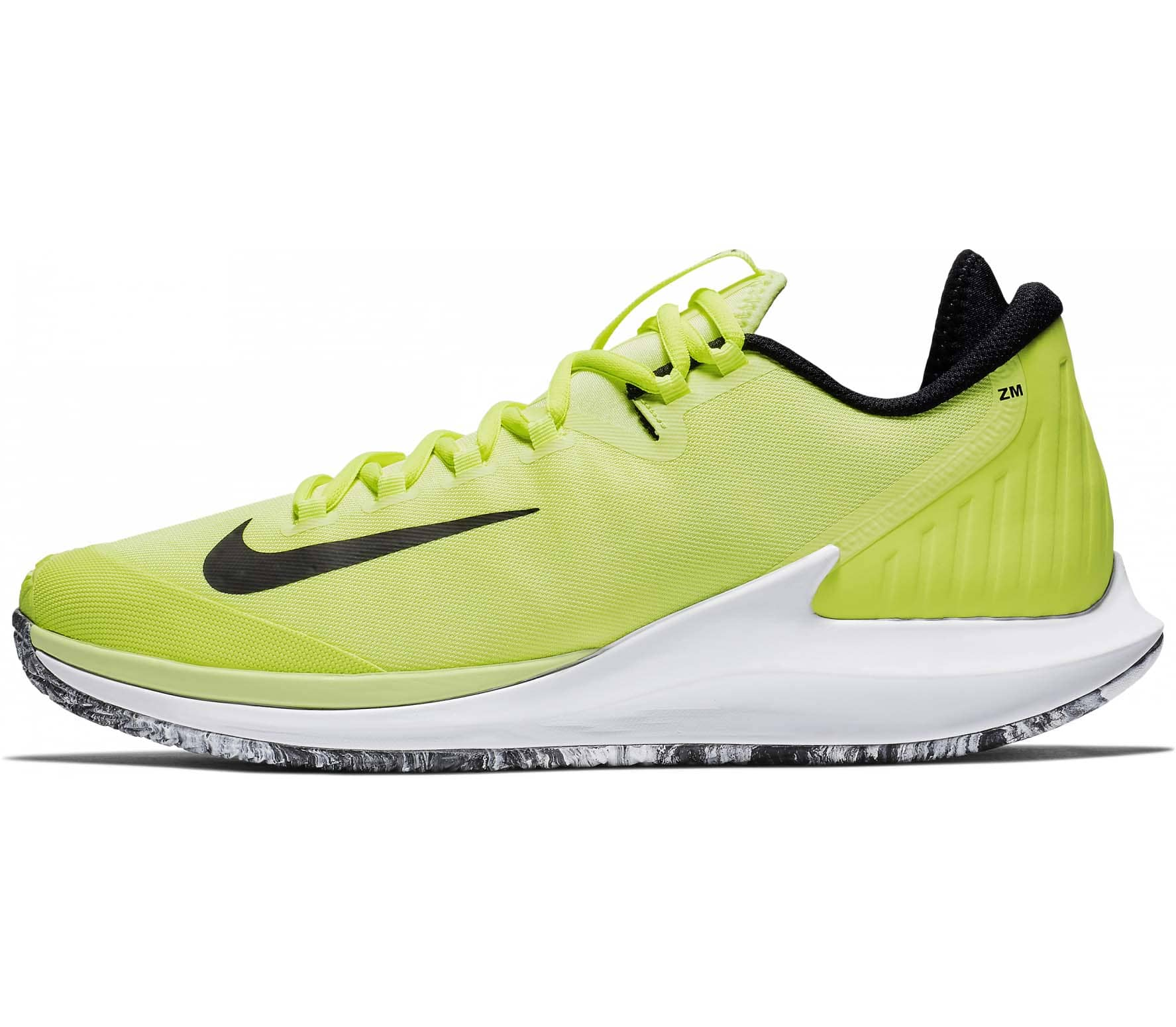 37d33f3f1b31 Nike - Court Air Zoom Zero Premium men s tennis shoes (yellow) - buy ...