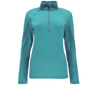 Spyder Savona Therma Stretch T-Neck Damen Halfzip
